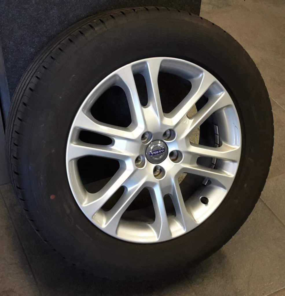 däck och fälg xc60