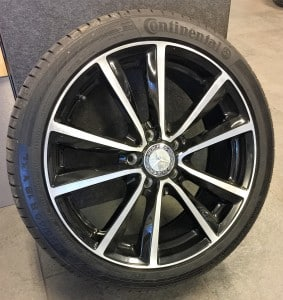 Mercedes B-klass 18""