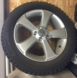 VW Polo orig 15""